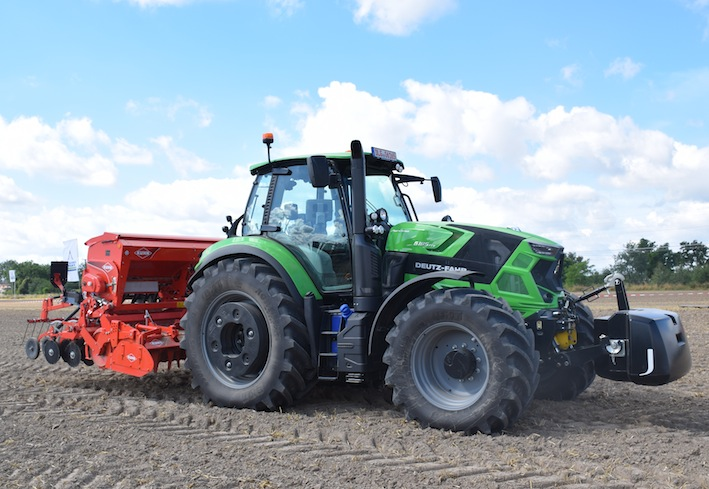 Deutz Fahr Future Farming 37