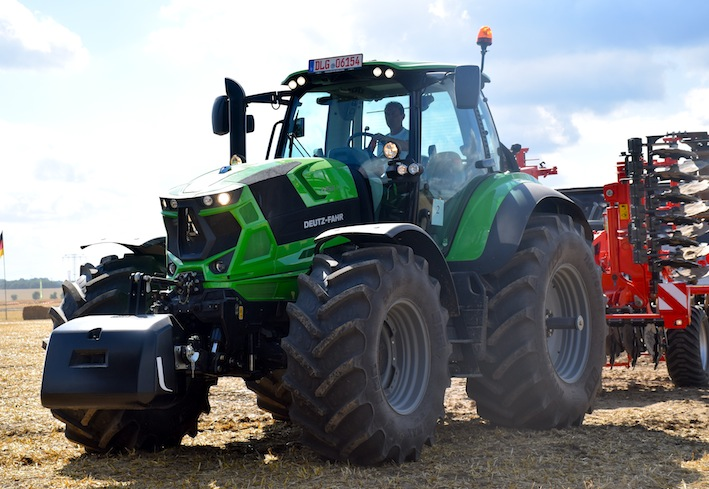 Deutz Fahr Future Farming 87