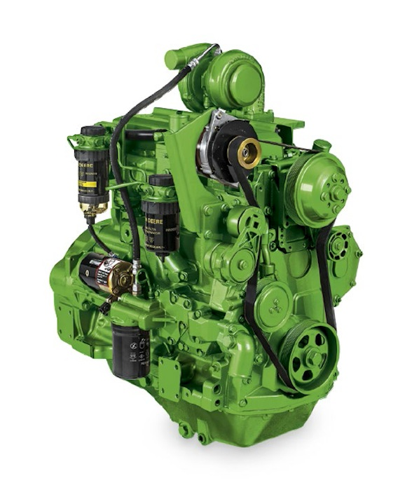 JD 5R 2016 engine 87